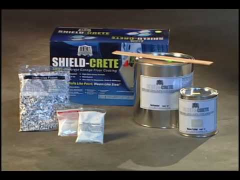 H Amp C Concrete Sealer Sherwin Williams Youtube