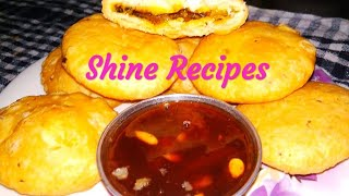 💐Rajasthani Pyaaz ki Kachori💐 By Shine Recipes