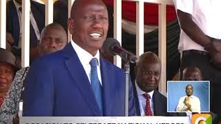 DP William Ruto's speech on Mashujaa Day