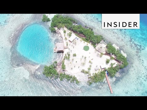 You Can Rent An Entire Private Island On Airbnb