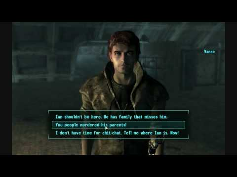 Fallout 3 Side Quests - Blood Ties part1of2 |