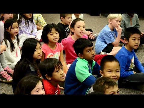 Poway Unified: Adobe Bluffs Elementary School Foreign Language and Dual Immersion