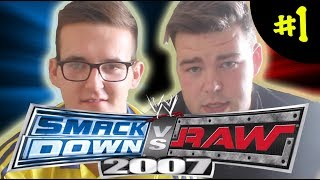 THE BATTLE BEGINS! THE DRAFT | Smackdown Vs Raw 2007