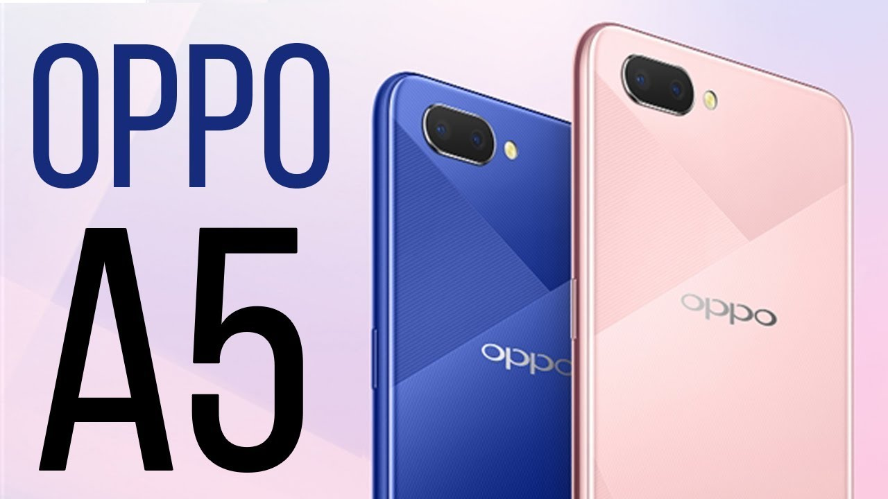 Oppo A5 Full Specifications Features Price In Pakistan