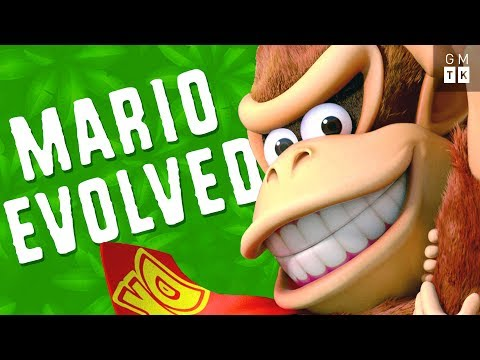 Download Youtube: Donkey Kong Country: Tropical Freeze - Mario's Level Design, Evolved | Game Maker's Toolkit