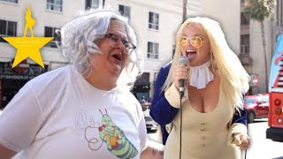 CROSSWALK KARAOKE WITH TRISHA PAYTAS: HAMILTON EDITION