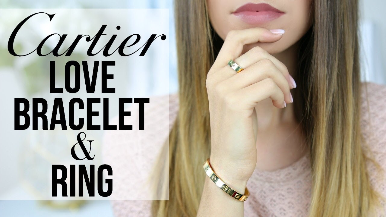 Cartier Love Bracelet And Ring Story Review Wear Tear Shea Whitney You
