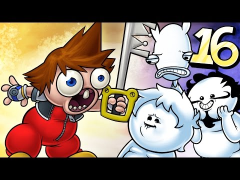 Oney Plays Kingdom Hearts WITH FRIENDS - EP 16 - Good Gravy