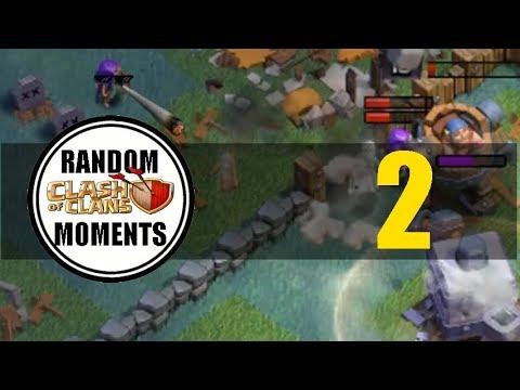Random CoC Moments #2: Funny Builder Base Moments   COC Funny Moments, Glitches, Fails and Trolls
