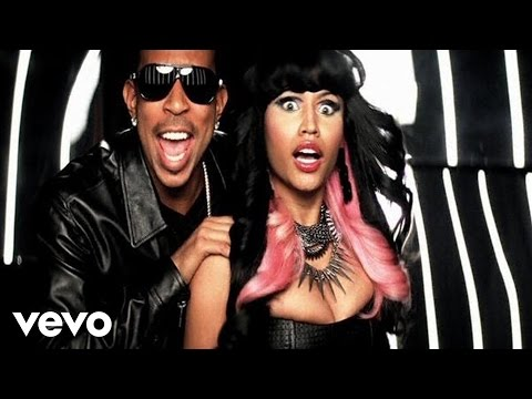 Ludacris - My Chick Bad ft. Nicki Minaj