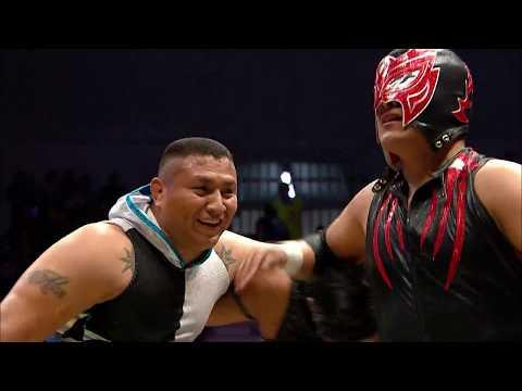 TIJUANA Parte 1  Lucha Libre AAA Worldwide 2018