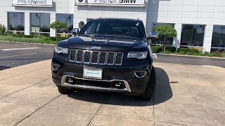2014 Jeep Grand Cherokee Schaumburg, Elmhurst, Westmont, Naperville, Barrington, IL N9616