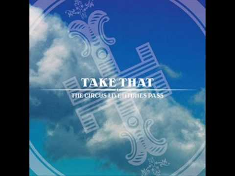 Take That - Greatest Day (Live Mp3) (The Circus Live iTunes Pass Pt8)