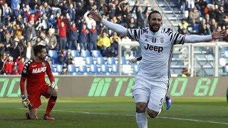 Sassuolo - Juventus 0-2 (29.01.2017) 3a Ritorno Serie A (Ampia Sintesi).