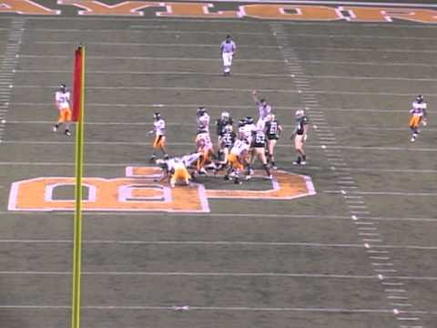 Zach Williams #97 football highlights video #1