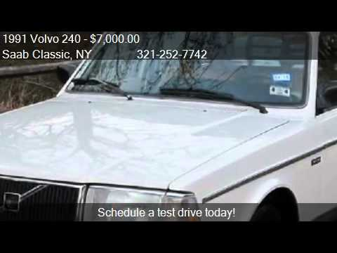 1991 Volvo 240  for sale in Staten Island, NY 10309 at Saab