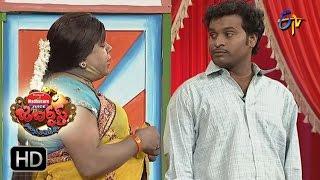 Racha Ravi Performance | Jabardasth | 8th December 2016| ETV  Telugu