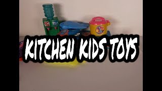 Cooking fish eggs Toys For Kids - Kitchen Set Cooking eggs Playset