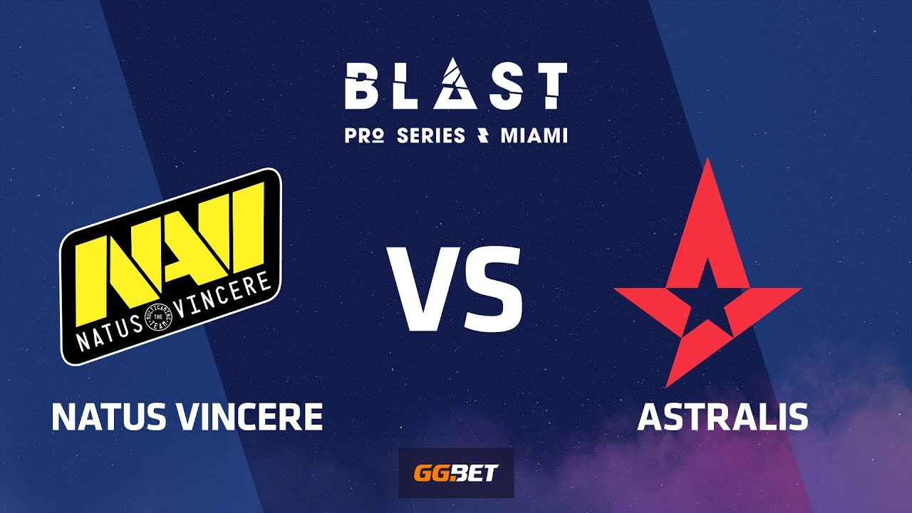 [RU] Natus Vincere vs Astralis | Inferno | BLAST Pro Series Miami 2019