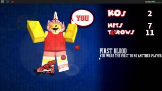 Roblox   Roblox Dodgeball Ft. Cvjj Games