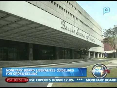 NewsLife: Monetary board liberalizes guidelines for cross-selling