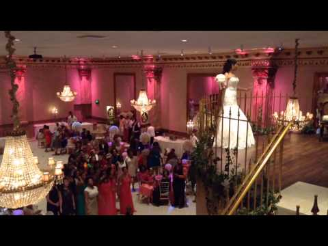 Ana And Trey Get Married At The Balcony Ballroom A New Orleans Wedding Venue
