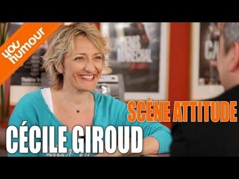CÉCILE GIROUD - Je suis très impatiente