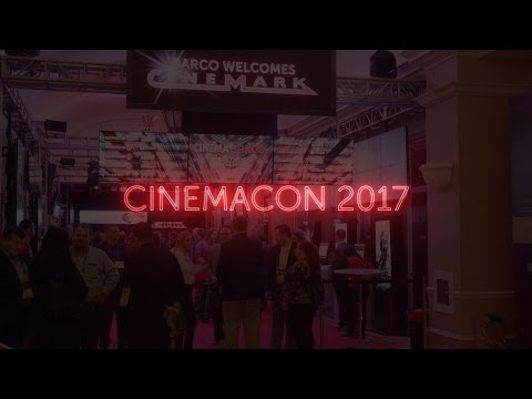 Barco at CinemaCon 2017