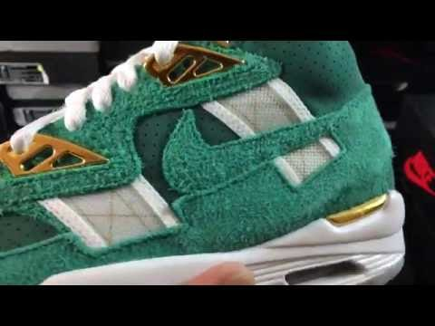 NIKE AIR TRAINER SC 'ATL' 96 FOR OLYMPICS! (BO JACKSON) REVIEW