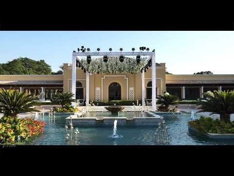 Classic Wedding Theme by Ahlam Events UAE at Dubai Polo & Equestrian Club