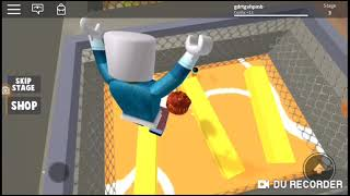 The hardest parkour of the ROBLOX