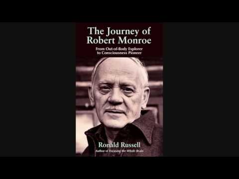 """""""The life of Robert Monroe"""" Ronald Russell interview on Virato 5 of 5"""