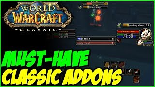 Classic WoW - Must Have Addons in Classic