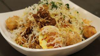 Parsi Mutton Pulao  Parsi Bhonu with Chef Kayzad  Sanjeev Kapoor Khazana