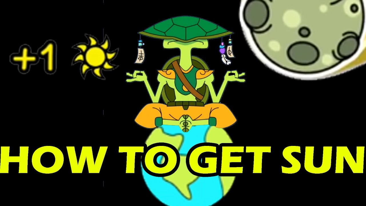 HOW TO GET THE SUN - Turtle Evolution - Tapps Games #7