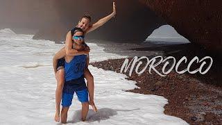 Morocco. Taghazout. GoPro Hero 5 Black