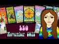 LEO  NOVEMBER 2018 Obstacles Removed! Tarot psychic reading forecast predictions