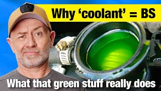 The mad science of coolant (beer garden physics - yesssss!) | Auto Expert John Cadogan