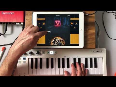 Reason COMPACT V2.0 - iPad Demo - Live Stream