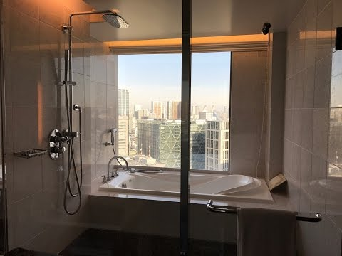 The Strings by InterContinental Tokyo, Premier Bath View Room