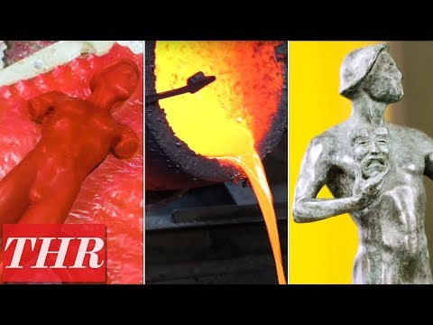 Download Youtube: How SAG Awards Statuettes Are Made: Inside The American Fine Arts Foundry   THR