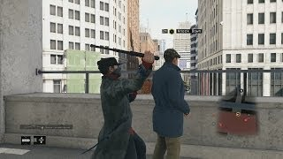 Watch Dogs Side Missions: Clearing Gang Hideouts (PC Max Settings Gameplay)
