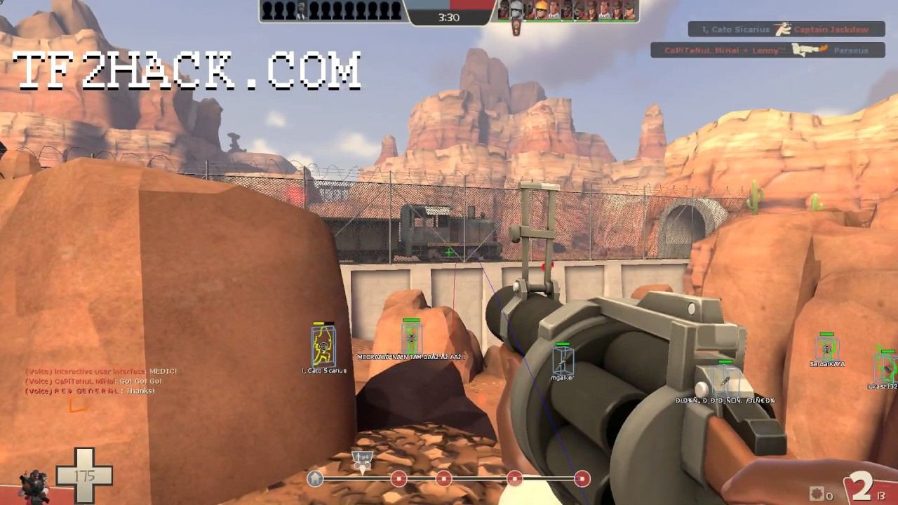 how to hack team fortress 2 pc aimbot