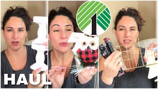 Dollar Tree Haul | Brand Name Finds