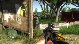 Far Cry 3 Free Roam Gameplay PC