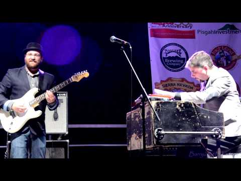 Alan Evans Trio - Ain't No Tellin @ River Music Festival in Asheville, NC 9-13-13