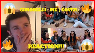 Cimorelli: Taylor Swift ft Brendon Urie - ME! (Acoustic Cover) || WestonVlogs Reacts !!!