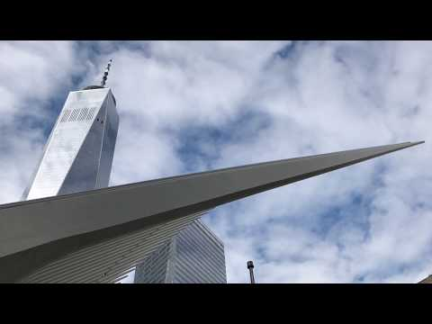 Oculus- World Trade Center- New York City