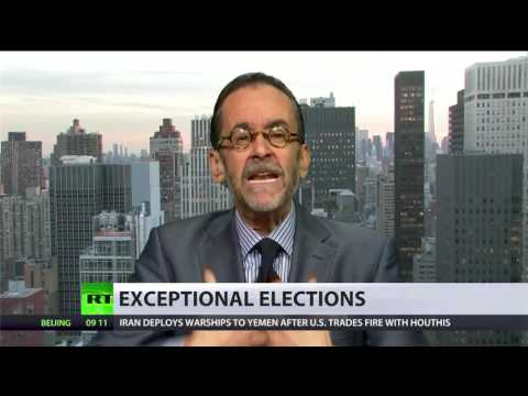 'American exceptionalism as Rorschach test: Means anything you want  it to' - Lionel to RT