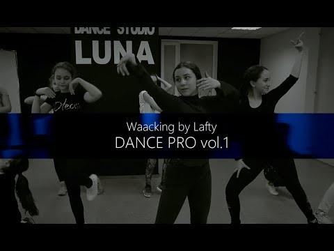 Janet Jackson - Together Again / Waacking by Lafty | DANCE PRO vol.1